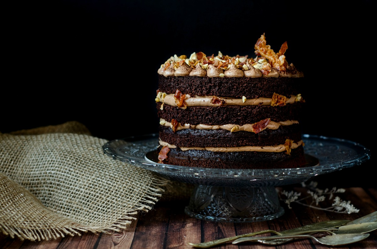 chocolate stout cake gallery | foodgawker